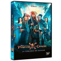 Piratas del Caribe 5 La venganza de Salazar - DVD