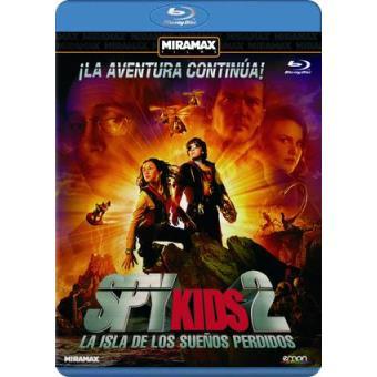 Spy Kids 2: La isla de los sueños perdidos - Blu-Ray