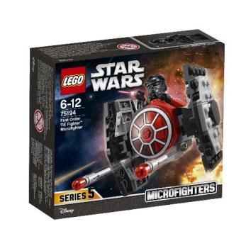 LEGO Star Wars. Microfighter: Caza TIE de la Primera Orden