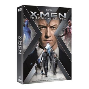 Pack X-Men Precuelas - DVD