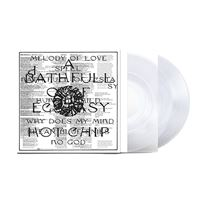 A Bath Full of Ecstasy - Vinilo doble Transparente