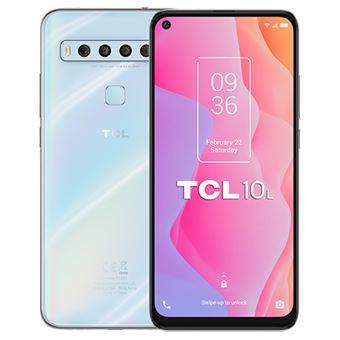 TCL 10L 6,53'' 256GB Blanco