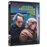 ¿Podrás perdonarme algún día? - DVD