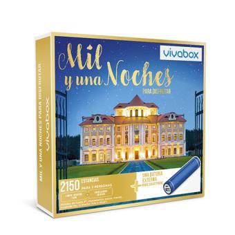 Caja regalo VivaBox Mil y una noches para disfrutar