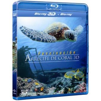 Arrecife de coral - Blu-Ray + 3D