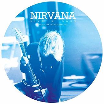 Live & Loud In Seattle 1993 - Vinilo