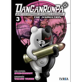 Danganronpa the Animation 3