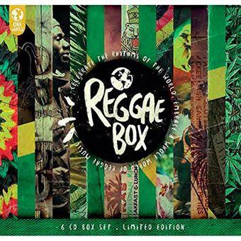 Box Set Reggae Box - 6 CD