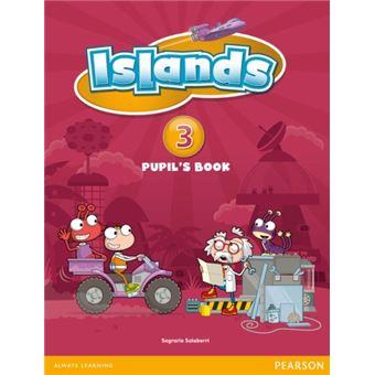 Islands Spain Pupils Book 3 + Festival Fun Pack
