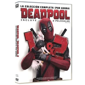 Pack Deadpool 1 y 2 - DVD