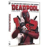 Pack Deadpool 1 y 2 - DVD