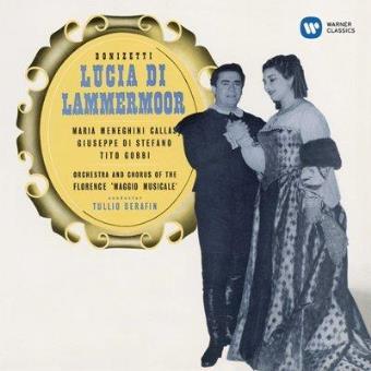 Donizetti: Lucia di Lammermoor 1953 María Callas. Remasterizado