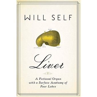 Liver - A Fictional Organ With A Surface Anatomy Of Four Lobes