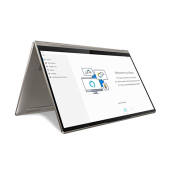 Convertible 2 en 1 Lenovo Yoga C940-14IIL 14'' 1TB Gris