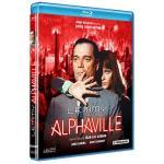 Lemmy contra Alphaville - Blu-Ray