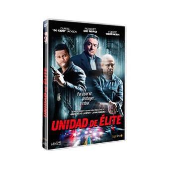 Unidad de élite - DVD