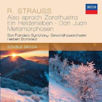 Richard Strauss: Así Habló Zarathustra, Una Vida De Héroe Etc.