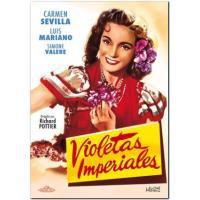 Violetas imperiales - DVD