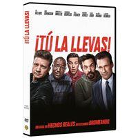 ¡Tú la llevas! - DVD