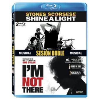 Pack I'm Not There + Shine A Light - V.O.S. - Blu-Ray