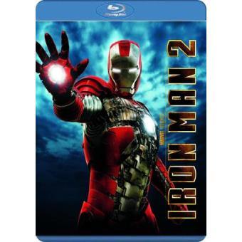 Iron Man 2 - Blu-Ray