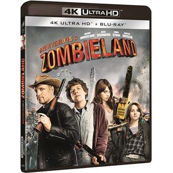 Zombieland -  UHD + Blu-Ray