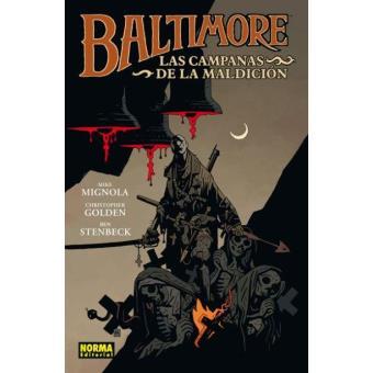 Baltimore 2. Las campanas de la maldición