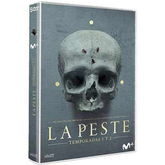 La Peste Temporada 1-2 - DVD