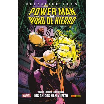 Power Man y Puño de hierro 1. 100% Marvel