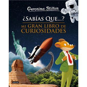 ¿Sabías que...? Mi gran libro de curiosidades