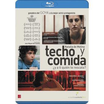 Techo y comida - Blu-Ray