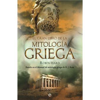 Gran libro de la mitologia Griega