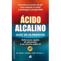 Ácido-Alcalino: Guía de alimentos