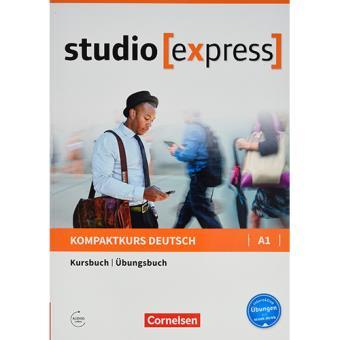 Studio [express] A1 Libro de curso y ejercicios
