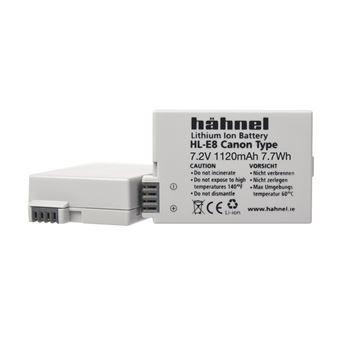 Hähnel HL-E8 - Batería para Canon Li-Ion LP-E8  1070mAh