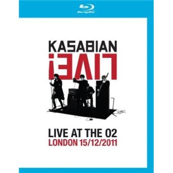 Live at the O2 - Blu-Ray