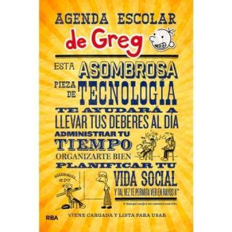 Agenda Escolar Greg 14/15