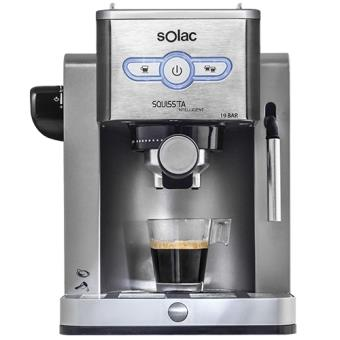 Cafetera Expresso manual Solac Squissita Intelligent