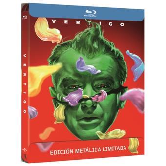 Vértigo - Steelbook Blu-Ray