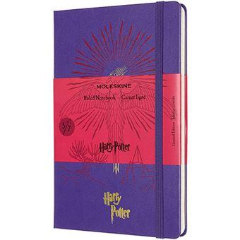 Libreta Moleskine Harry Potter Phoenix large rayas tapa dura - Ed limitada