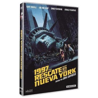 1997. Rescate en Nueva York - DVD