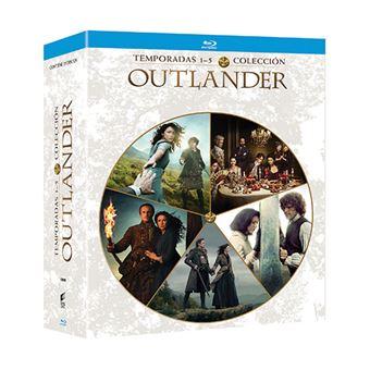 Outlander Temporada 1-5 - Blu-ray