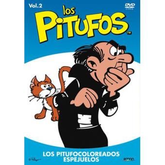 Los Pitufos: Los pitucolorados espejuelos (Volumen 2) - DVD