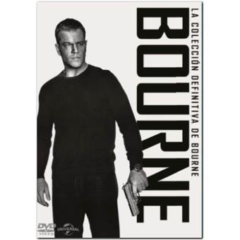 BournePack Bourne - DVD