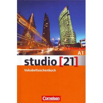 Studio 21 A1: Vokabeltaschenbuch - Vocabulario + CD