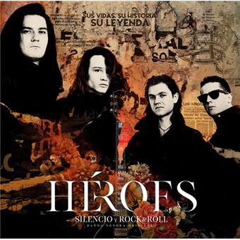 Héroes: silencio y rock & roll - 2 CDs