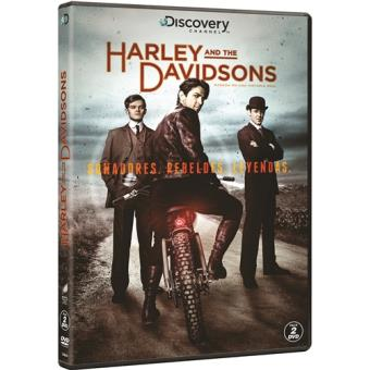 Harley and the Davidsons - DVD