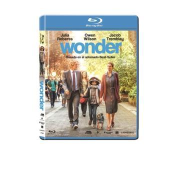 Wonder - Blu-Ray
