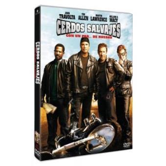 Cerdos salvajes... con un par de ruedas - DVD