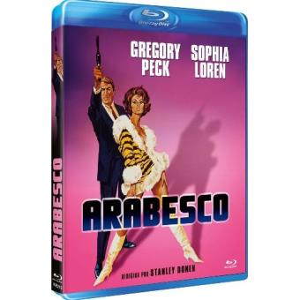 Arabesco - Blu-Ray
